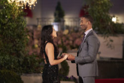 The Bachelor Recap for 1/25/2021: Rumors, Roses and Rookies