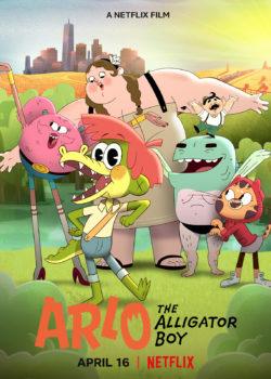 Sneak Peek: Arlo the Alligator Boy