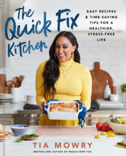 The Sister, Sister alum is adding cookbook author to her impressive resume. The Quick Fix Kitchen will be released in September.