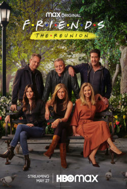 HBO Max Releases More Friends Reunion News