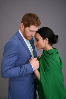 Lifetime Announces Harry and Meghan Cast