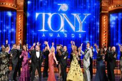Tony Awards, Broadway's Back to Air September 26