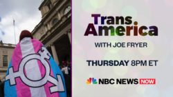 TransAmerica Special to Air on NBC News Now and NBC Out