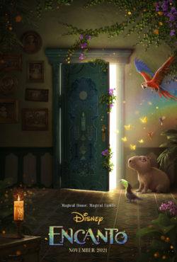 Encanto Trailer Released