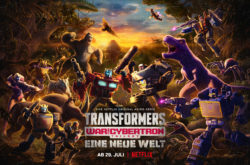 Netflix Releasing Chapter Three Of TRANSFORMERS: WAR FOR CYBERTRON TRILOGY