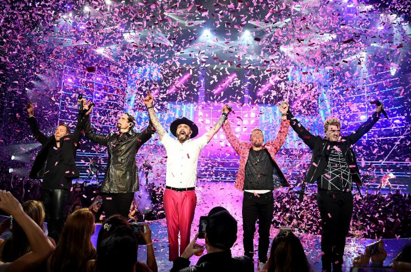 Backstreet Boys to Extend Las Vegas Residency
