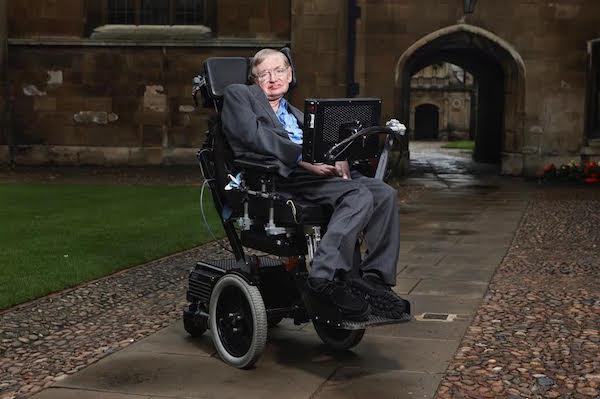 Discovery and Science Channel Honor the Life of Stephen Hawking
