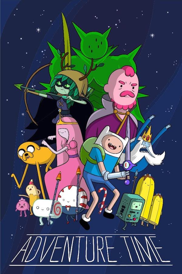 Adventure Time Series Finale Sneak Peek