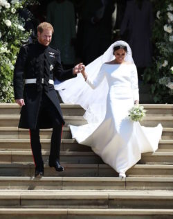 Royal Wedding 2018: Prince Harry and Meghan Markle Are Married