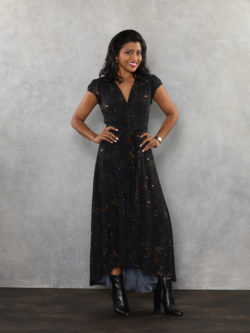 Actress Tiya Sircar Talks to TVGrapevine