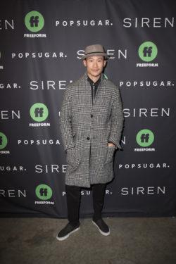 Actor Curtis Lum Talks to TVGrapevine