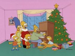 The Simpsons to Air New Christmas Episode….and Its First Ever Episode