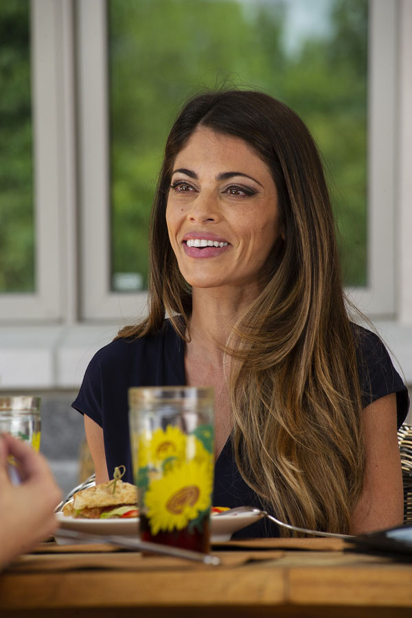 Five Facts About My Mother's Split Personalities Star Lindsay Hartley
