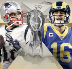 Super Bowl LIII Teams Revealed
