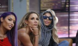 Celebrity Big Brother: Fight In The House?