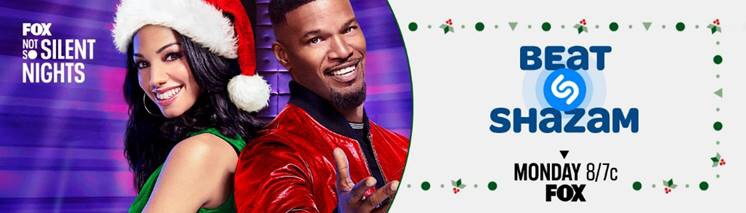 Beat Shazam Holiday Sneak Peek