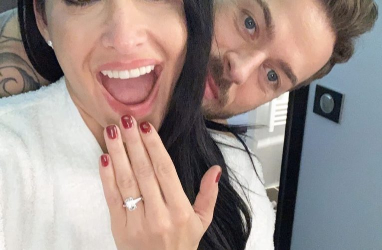 Nikki Bella and Artem Chigvintsev are Engaged!