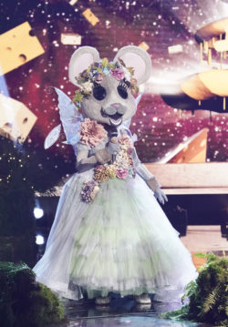 The Masked Singer: Meet The Mouse!
