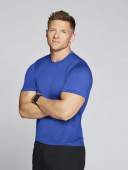 Celebrity Spotlight: Steve Cook