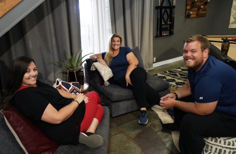 The Biggest Loser S18 E5:  Swimming, Stepping and Sisterhood