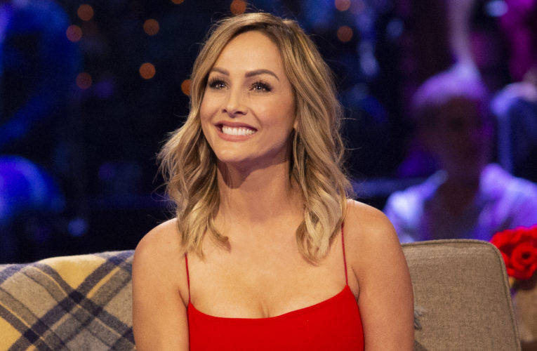 The Bachelorette: Welcome Back, Clare!