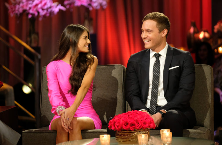 The Bachelor Finale Recap Part 2: Is Peter Engaged?