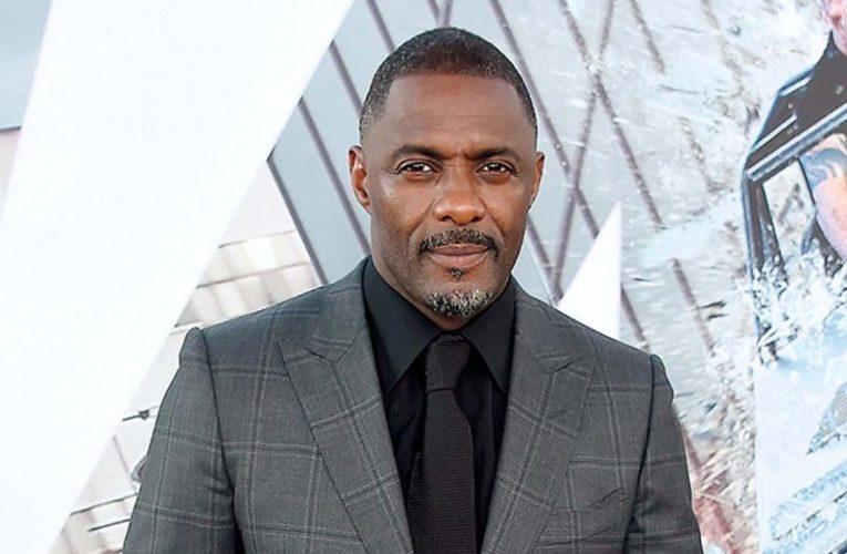 Idris Elba Reveals Coronavirus Diagnosis