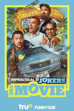 Impractical Jokers Movie  News
