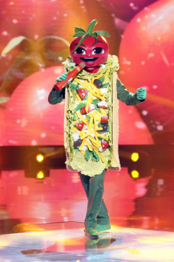 The Masked Singer Let's 'Taco' Bout It!
