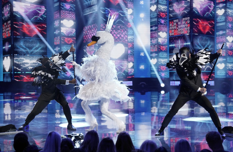 The Masked Singer:  Swan Song