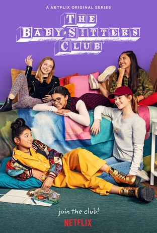 Netflix Releases Information on The Baby-Sitters Club Series