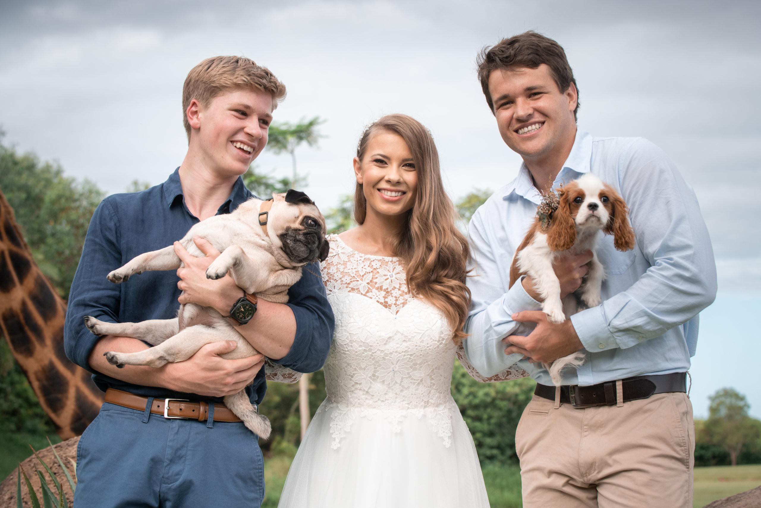 Bindi Irwin's Wedding Special to Air on Animal Planet