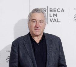 Robert De Niro Makes AFI Movie Announcement