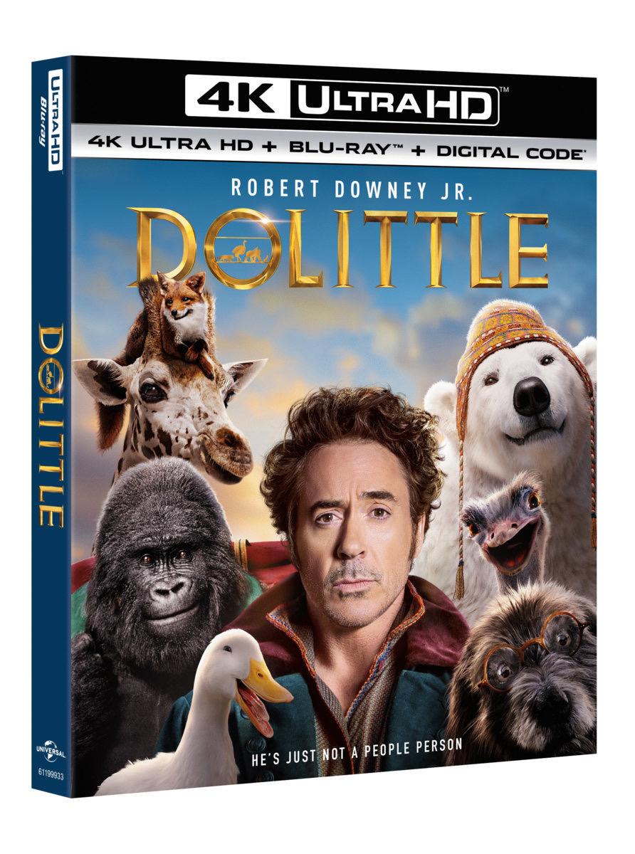 Sammi's Favorite Things: Doolittle