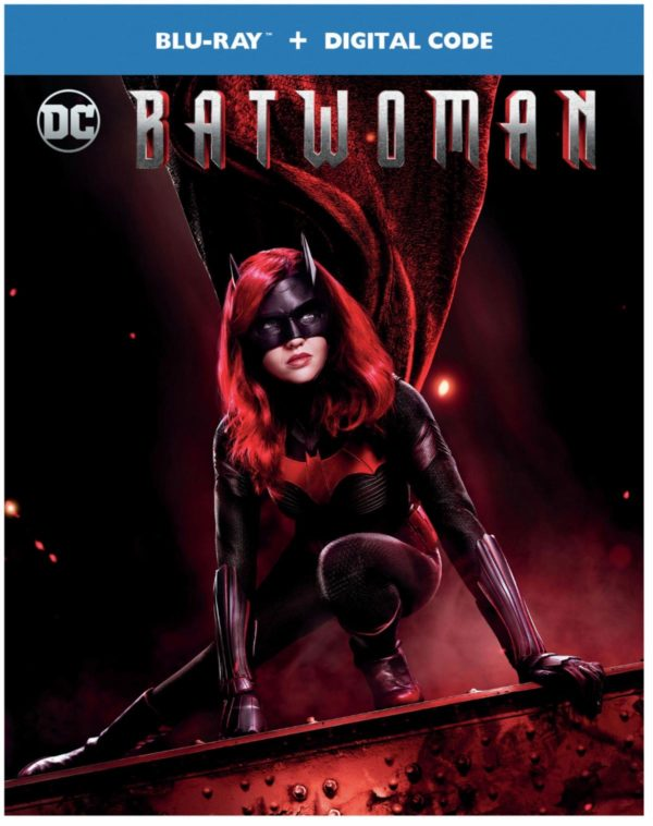 Batwoman Season One Coming to DVD