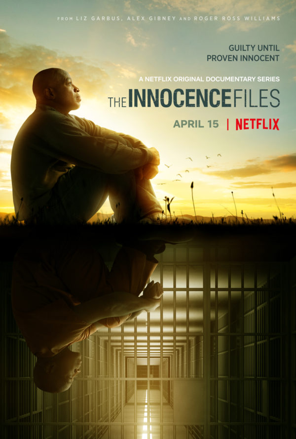 Netflix Releases The Innocence Files Trailer