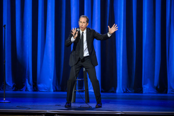 Jerry Seinfeld Gets Netflix Special