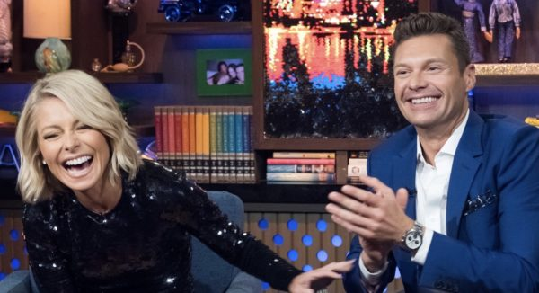 Ryan Seacrest Celebrates 3 Years on LIVE with Kelly and Ryan