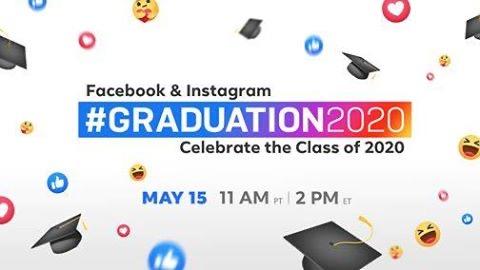 #Graduation2020 Celebration on Social Media