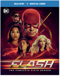 The Flash Season 6 to be Released on DVD
