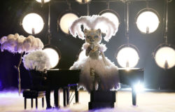 The Masked Singer; Getting Kitty With It