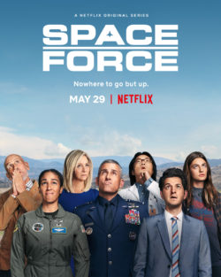 Space Force to Air on Netflix This Weekend