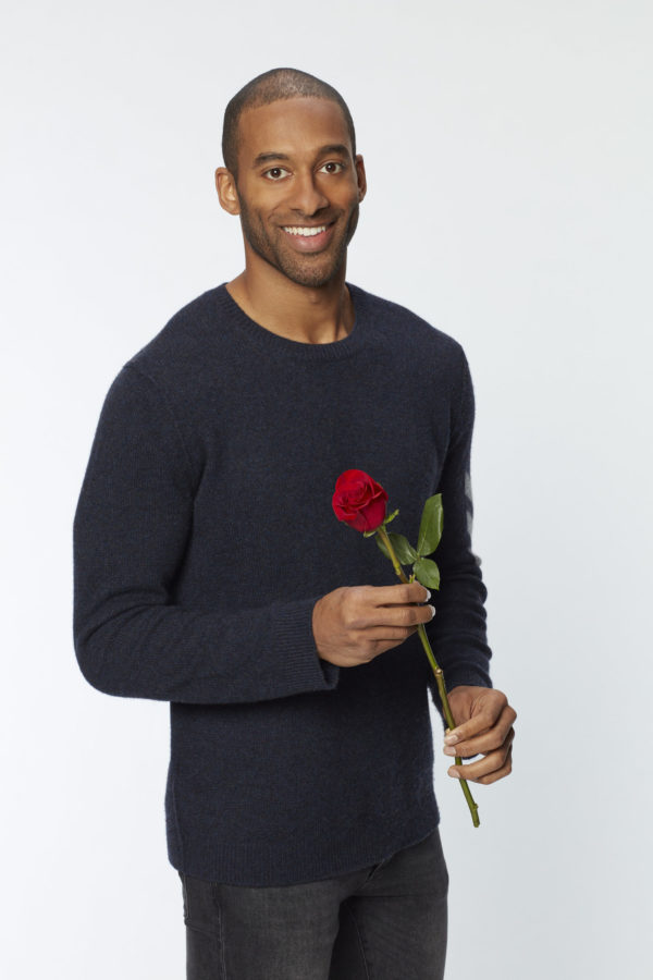 Matt James is The Bachelor for Season 25