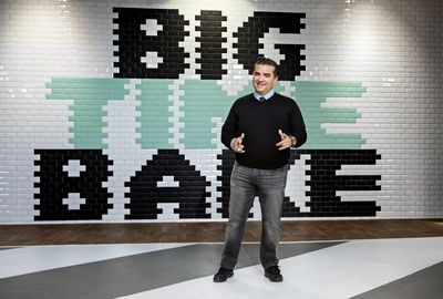Big Time Bake to Premiere on Food Network