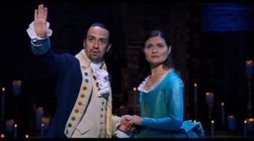 Hamilton Trailer Released
