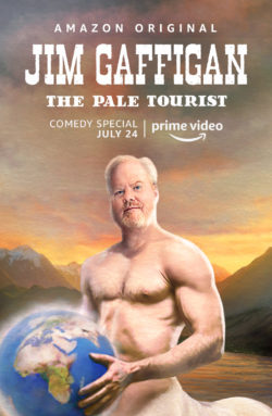 Jim Gaffigan The Pale Tourist Premieres Tomorrow