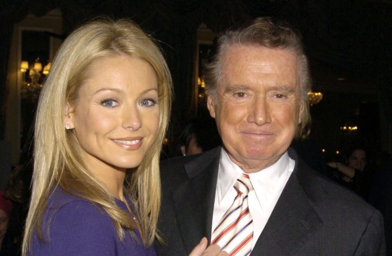 LIVE! With Kelly and Ryan Pay Tribute to Regis Philbin
