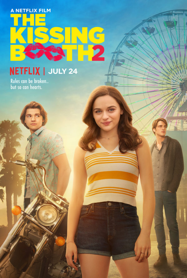 The Kissing Booth 2 Preview Released