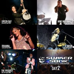 Summer Sonic News And Ways To View