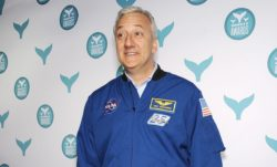 Celebrity Spotlight: Michael Massimino